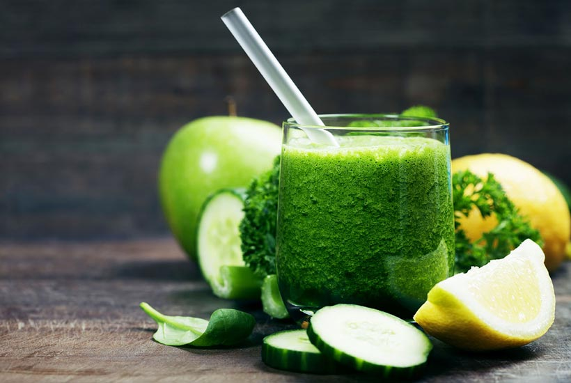Green Cucumber Juice