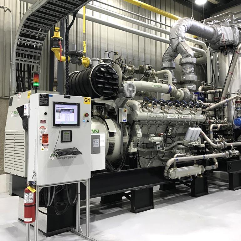 GLG Energy Production
